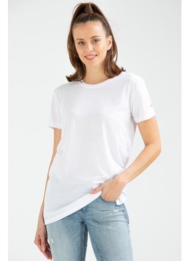 Speedlife Platin Tişört Beyaz